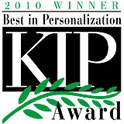 Love Ashes Receives a 'Keeping It Personal' Award